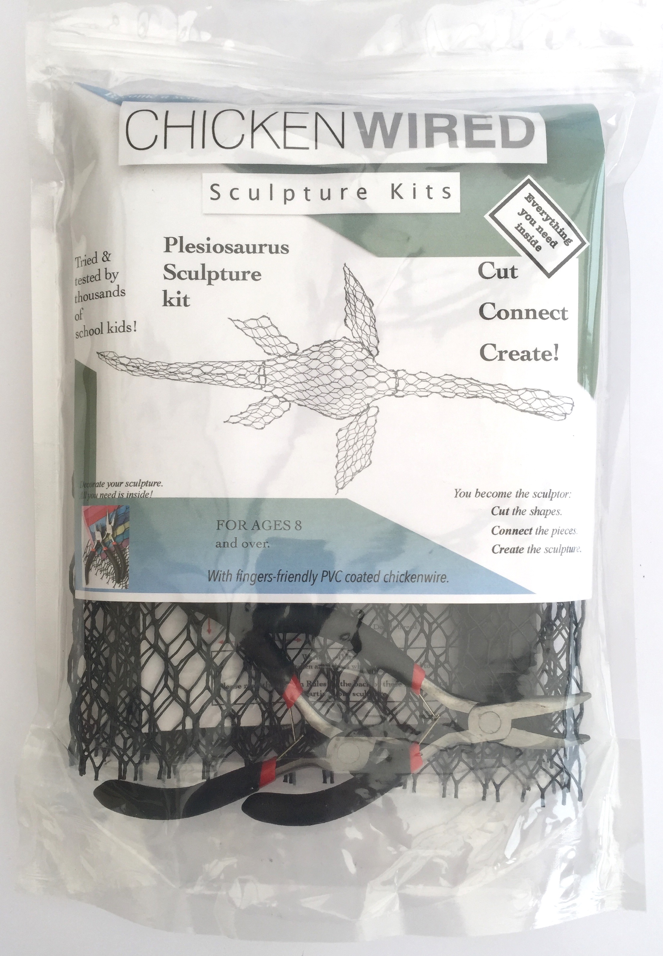 Sculpture Kits | Chicken Wired